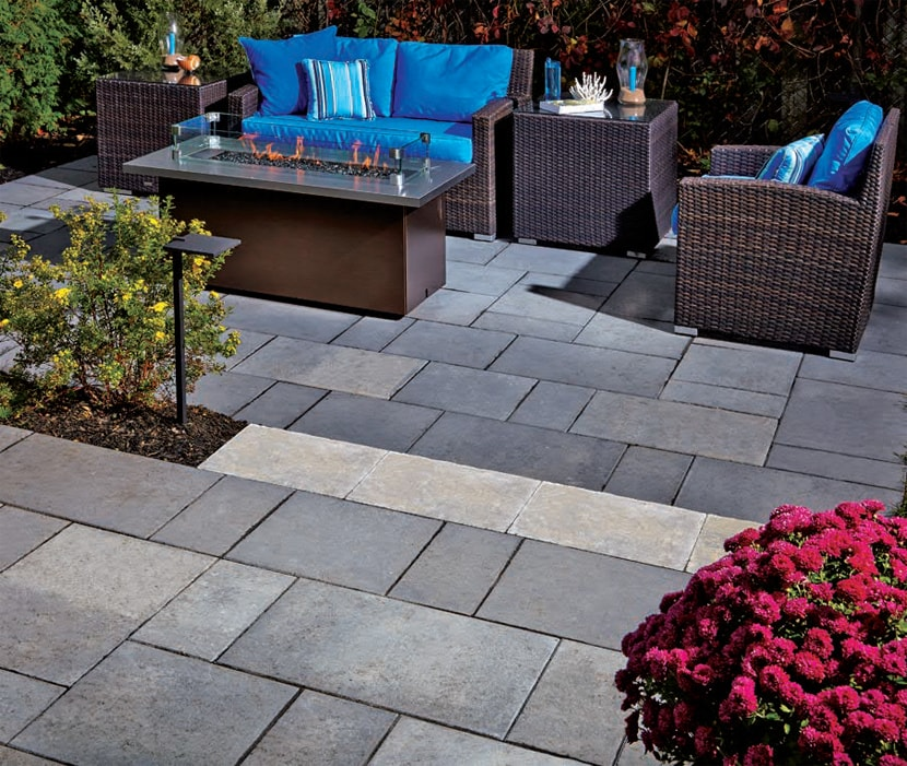 how to cut a permacon step